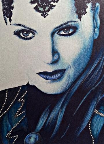 Lana Parrilla by MissMothe